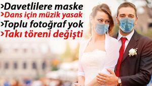 Son dakika haberi: İçişleri Bakanlığından nikah ve düğün genelgesi İşte 24 maddelik tedbirler