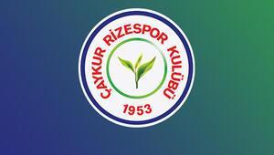 Son dakika Çaykur Rizespor, Galatasaray maçı öncesi koronavirüs test sonuçlarını açıkladı