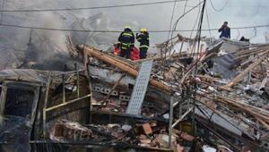 Çinde facia gibi kaza 10 kişi hayatını kaybetti