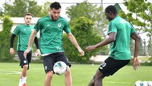 Konyaspor, Gençlerbirliği maçına hazır