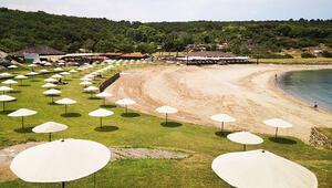 İstanbul plajları açılışa hazırlanıyor