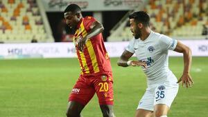 Yeni Malatyaspor 1-2 Kasımpaşa