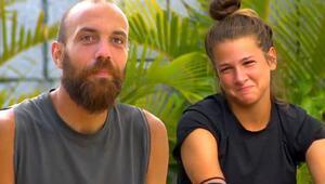 Survivorda Nisa-Sercan Yıldırım atışması: Her şeyi açıkla