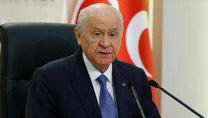 Son dakika... MHP lideri Bahçeliden Ayasofya açıklaması