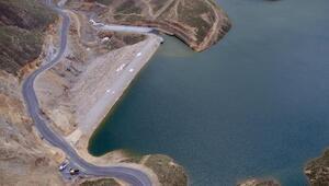 Çamdardı Ören Göleti, 15 bin dekar alanı sulayacak