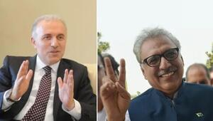 Babuşcunun Keşmir projesine Cumhurbaşkanı Alviden destek: Özgürlük kazanacak