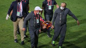 Son Dakika | Galatasarayda Florin Andone sakatlandı