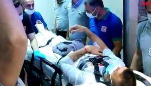 Galatasarayda Muslera şoku 6 ay sahalardan uzak kalacak...