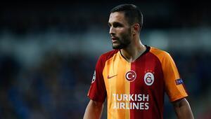 Galatasarayda Florin Andone sezonu kapattı