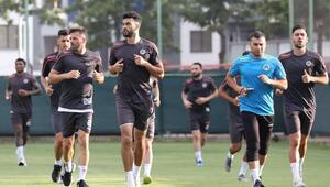 Aytemiz Alanyaspor, Türkiye Kupası mesaisine başladı