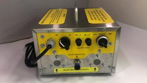 Panasonic, prototip solunum cihazları üretmeye başladı