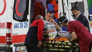 Son Dakika | Galatasaraydan Fernando Muslera ve Florin Andone açıklaması