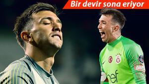 Galatasarayda Fernando Musleranın yerine kaleye geçebilecek isimler...