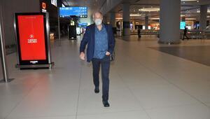 Zeljko Obradovic İstanbula geldi