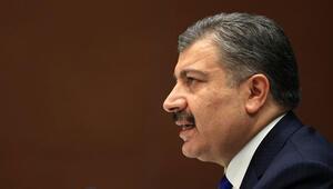 Son dakika haberi: Bugün tekrar artışa geçti Sağlık Bakanı Koca 18 Haziran corona virüsü tablosunu paylaştı