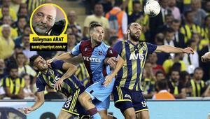 Kadıköyde kader maçı: Fenerbahçe - Trabzonspor