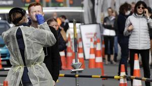 Virüsü yendik açıklaması yapan Yeni Zelanda'da 25 günün ardından yeni vaka tespit edildi