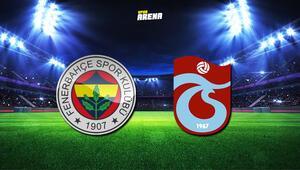 Fenerbahçe Trabzonspor maçı hangi kanalda Fenerbahçe Trabzon kupa maçı saat kaçta