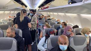 Uçakta nefes problemi, fobidenmiş