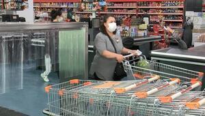 Bilim Kurulu Üyesi Yamanelden, marketlerde alışveriş arabası uyarısı