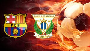 Barcelona Leganes maçı ne zaman, saat kaçta, hangi kanalda Maça dair tüm bilgiler...