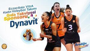 Eczacıbaşı VitrAya yeni sponsor: Dynavit