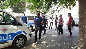 Motosiklet hırsızları, kovalamaca sonucu yakalandı