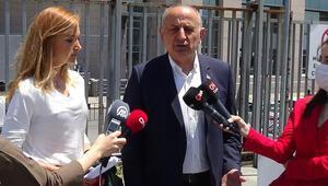 CHP eski milletvekili Dursun Çiçek ifade verdi
