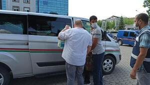 Haklarında kesinleşmiş hapis cezası bulunan 2 kişi yakalanıp tutuklandı