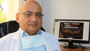 Prof. Dr. Ata Nevzat Yalçın: Corona virüs vaka sayısının bu dönemde düşmesi çok önemli