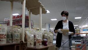 Kadınların ürettiği doğal ürünler, satışa sunuldu