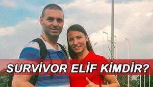 Survivor Elifin eşi Yalım Gören merak ediliyor: Survivor Elif kimdir