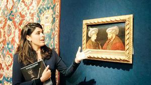 Fatih'in portresi müzayedede
