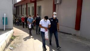 Adana'da PKK operasyonunda 4 tutuklama