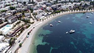 Egenin Yeryüzü Cenneti olarak adlandırılıyor... 105 mavi bayraklı plaja sahip