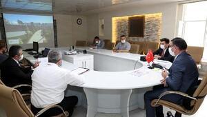 Almus Uluslararası Su Sporları, Doğa Sporları ve İzcilik Kampı  projesi toplantısı yapıldı