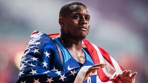 Şampiyon sprinter Christian Coleman spordan geçici olarak men edildi