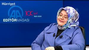 Bakan Zehra Zümrüt Selçuk: Hedeflerimizden biri,  işçimizin kazanılmış haklarının geri gitmemesi