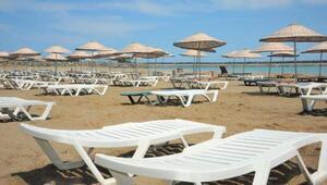 Samsun'da 2 plaja koronavirüs düzeni