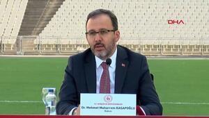 Son Dakika | UEFA kararı sonrası Bakan Kasapoğlu ve TFF Başkanı Nihat Özdemirden ilk açıklama