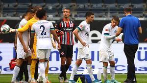 Eintracht Frankfurt 2-1 Schalke