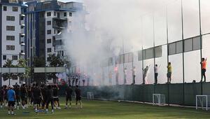 Aytemiz Alanyaspor kupa maçının hazırlıklarını tamamladı