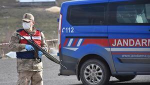 Şanlıurfada 1 mahalle, 2 sokak ile 29 bina karantinaya alındı