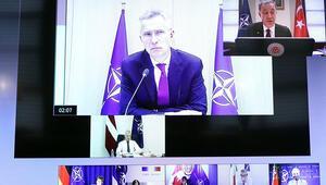 Bakan Akar, NATO Savunma Bakanları Toplantısına katıldı