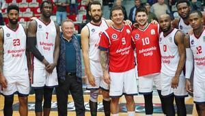 Bahçeşehir Koleji EuroCup sahnesinde