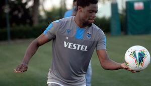 Ekuban Trabzonsporda kendini buldu