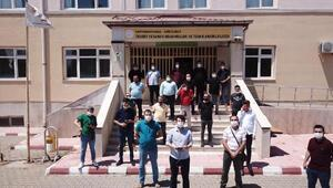 Kahramanmaraşta gazetecilere drone eğitimi