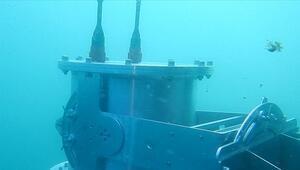 Su altından gelebilecek tehditleri otomatik tespit eden sistem