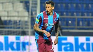 Jose Sosanun son durumu | Trabzonspor Haberleri