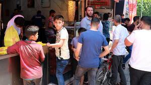 Vaka sayısının artış gösterdiği Adanada pes dedirten görüntü